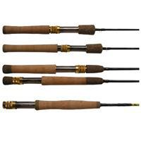 Eagle Claw Trailmaster Travel Pack Rods